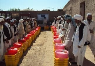 Comprehensive Support to vulnerable families to increase their Access to Food facilities